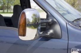 99-07 Ford F-250 Super Service Putco Door Mirror Cover 401127