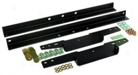 99-07 Silverado 1500 Valley Refuse flax Gooseneck Trailer Fasten Mount Kit