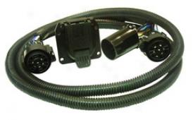 99-09 Chevrolet Silverado 1500 Valley Tow Trailer Wire Connector 30133
