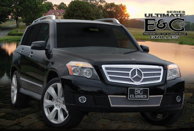 E&g Classics 2010 Glk Ultimate Series Mirror Stainless Lower Only