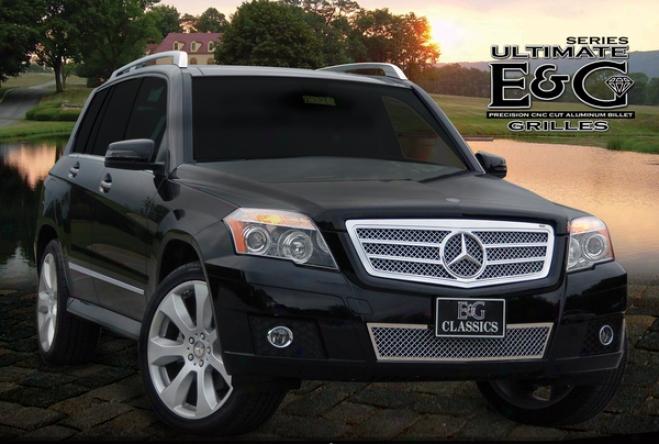 E&g Classics Ultimate Cnc Heavy Metal Ensnare Grille 1159-0104-10a