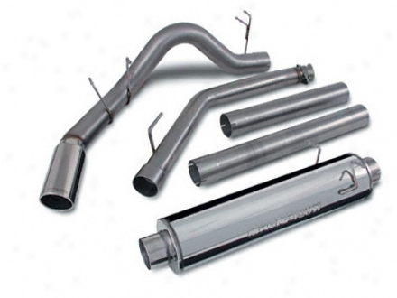 Magnaflow  Exhaust System: 1999-2004 Ford Pick Up Fullsize F250 Super Duty 7.3l Turbo 1999-2004 Ford Pick Up F