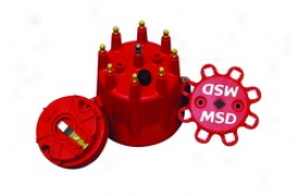 Msd Ignition  Distributor Cap & Rotor 84335