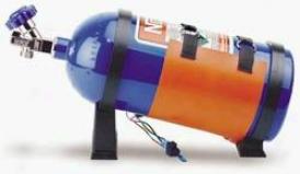 Nos Nitrous Bottle Heater 14164