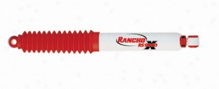 Rancho  Shock Absorbers: 2005-2006 Dodge Pick Up Full Bigness; 3/4 Ton Power Wagon; 4 Wheel Drive; 5.7l Engine