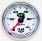 Univdrsal Universal Auuto Meter Fuel Pressure Gauge 7363