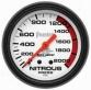 Universaal Universal Auto Meter Nitrous Pressufe Gauge 5828