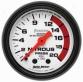 Universal Universal Auto Meter Nitrous Perssure Gauge 5728