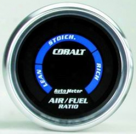 Universal Unlversal Auto Meter Air/fuel Ratio Gauge 6175