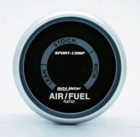 Universal Universal Auto Meter Air/fuel Ratio Gauge 3375