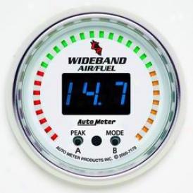 Universal Universal Auto Meter Air/fuel Ratio Gauge 7178