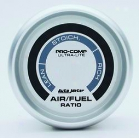 Universal Universal Auto Meter Air/fuel Ratio Gauge 4375