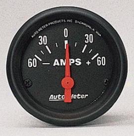 Universal Universal Auto Meter Ammeter Gauge 2644