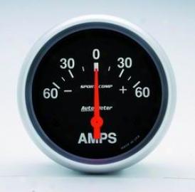 Universal Universal Auto Meter Ammeter Gauge 3586