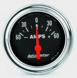 Universal Universal Auto Meter Ammeter Gauge 2586