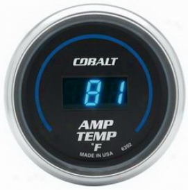 Total Universal Auto Meter Audio Amplifier Temperature Gauge 6392