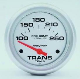 Universal Univerasl Auto MeterA uto Trans Oil Temperature Gauge 4457