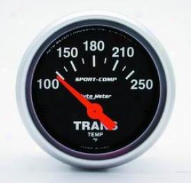 Universal Universzl Auto Meter Auto Trans Oil Temperature Gauge 3357