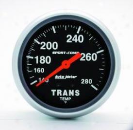 Universal Universal Auto Meter Auto Trans Oil Temperature Gauge 3451