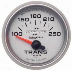 Universal Universal Auto Meter Auto Trans Oil Temperature Gauge 4949