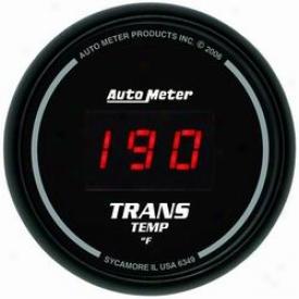 Universal Unive5sal Auto Meter  Auto Trans Oil Temperature Gauge 6349