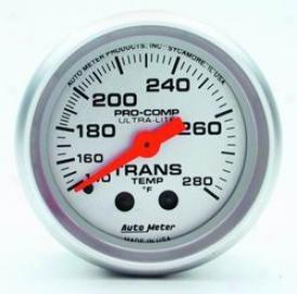 Universal Universal Auto Meter Auto Tran sOil Temperature Gauge 4351