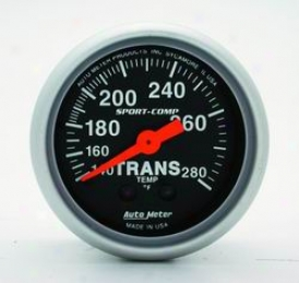 Universal Universal Auto Meter Auto Trans Oil Temperature Gauge 3351