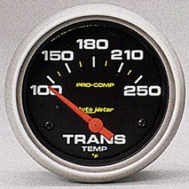 Universal Universal Auto Meter Auto Teans Oik Temperature Gauge 5457