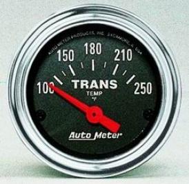 Universal Universal Auto Meter Auto Trans Oil Temperature Gauge 2552