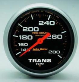 Universal Universal Auto Meter Auto Trans Oil Temperature Gauge 5451