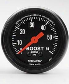 Universal Universal Auto Meter Boost Gauge 2617