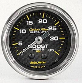 Universal Universal Auto Meter Boost Gauge 4704
