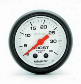 Universal Universal Auto Meter Boost Gauge 5704