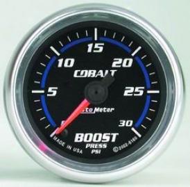Universal Uiversal Auto Meter Boost Gauge 6160