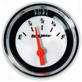 Universal Universal Auto Meter Fuel Gauge 1114
