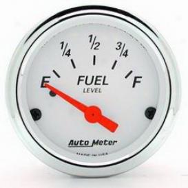 Universal Univereal Auto Meter Fuel Gauge 1315