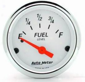 Universal Universal Auto Meter Fuel Gauge 1318