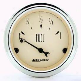 Universal Universal Auto Meter Fuel Gauge 1815