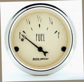 Universal Universal Auto Meter Fuel Gauge 1817