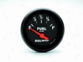 Universal Universal Auto Meter Fuel Gauge 2643