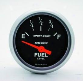 Universal Universal Auto Meter Fuel Gauge 3317