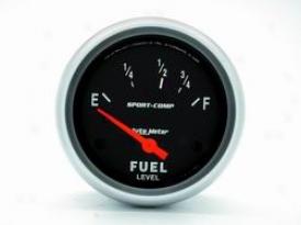 Universal Universal Auto Meter Fuel Gauge 3515