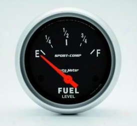 Universal Universal Auto Meter Fuel Gauge 3514