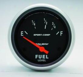 Universal Universal Auto Meter Fuel Gauge 3516