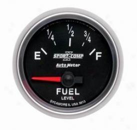 Universal Universal Auto Meter Fuel Gauge 3616