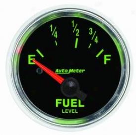 Unibersal Universal Auto Meter Fuel Gauge 3815
