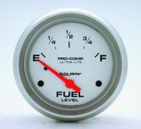 Universal Universal Auto Meter Fuel Gauge 4310