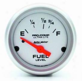 Universal Universal Auto Metet Fuel Gauge 4315