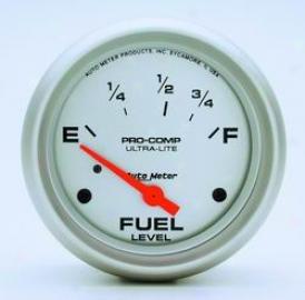 Universal Universal Auto Mter Fuel Gauge 4415
