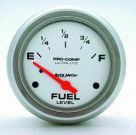 Universal Universal Auto Meter Fuel Gauge 4416